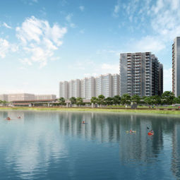 leedon-green-farrer-mrt-tulip-garden-MCL-Land-lake-grande-singapore