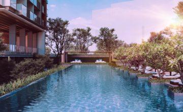 Leedon-Green-pool-former-tulip-garden-farrer-road-condo-singapore