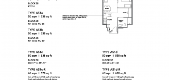 leedon-green-floor-plan-1-bedroom-study-type-as1-singapore