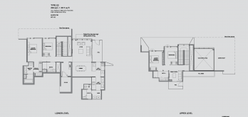 leedon-green-floor-plan-garden-villa-4-bedroom-type-E3-singapore