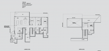 leedon-green-floor-plan-garden-villa-4-bedroom-type-E4-singapore