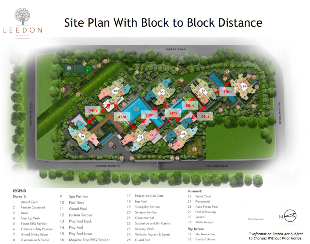 leedon-green-site-plan-singapore